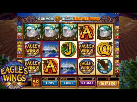 Eagle's wings Slot Game [GoWild Casino]