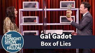Video Box of Lies with Gal Gadot MP3, 3GP, MP4, WEBM, AVI, FLV Januari 2018