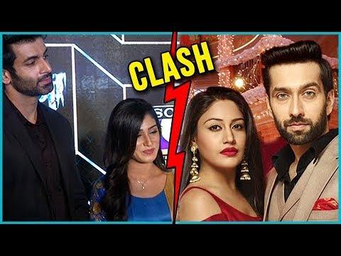 Ek Deewana Tha v/s Ishqbaaz Clash | Namik Paul, Vi