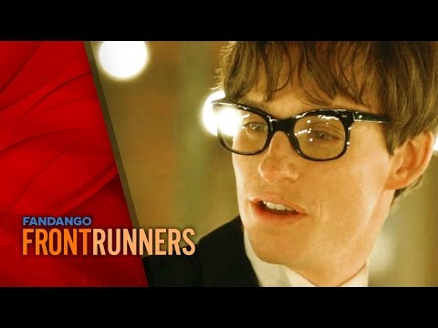 A Look Back | Eddie Redmayne – The Theory of Everything | Fandango FrontRunners Season 3 (2015)