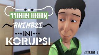 Masih berani jadi koruptor?? ini hukumannya | animation