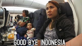 Video PERGI BAWA 2 TAS, PULANG BAWA 6 TAS | GOOD BYE INDONESIA! MP3, 3GP, MP4, WEBM, AVI, FLV Juni 2019