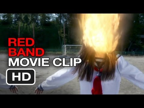 The ABCs of Death Movie CLIP - Butt Fart (2013) - Horror Movie HD