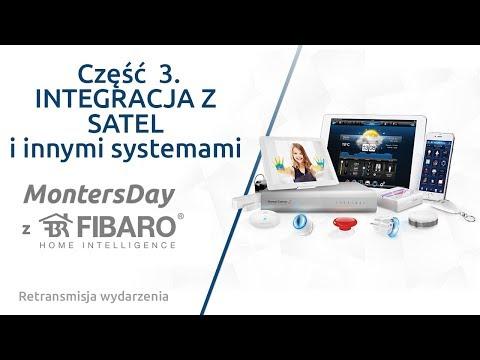 MontersDay z Fibaro Cz.3 INTEGRACJA retransmisja
