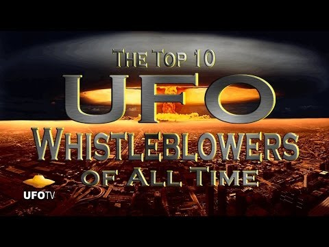 UFO - UFOTV® Accept no imitations! Now presenting the Top 10 UFO Government Whistleblowers of All Time. All of the greats are represented and presented in detail. ...