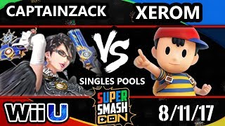 Watch More Matches here: [http://bit.ly/2vpCbbJ]Live Broadcast By VBootCamp: http://www.twitch.tv/vgbootcampSubscribe to VGBootCamp's Channel for more Smash Bros. Tournament Matches!Super Smash Con 2017 - Chantilly, Virginia: 8/10-13/2017For Brackets: https://smash.gg/tournament/super-smash-con-2017/events -- Watch live at https://www.twitch.tv/vgbootcamp