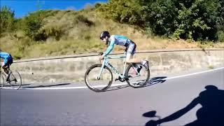 Tak na rowerze śmiga mistrz