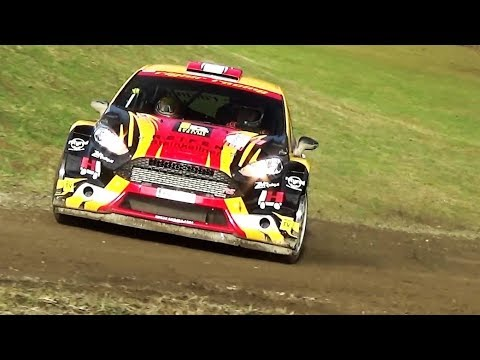 Rebenland Rallye 2018 - Jump, MaxxAttack