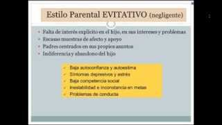 Umh0094 2013-14 Lec017  Unidad 5. Desarrollo Problemas Conducta. Parte 3