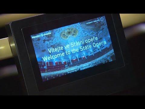 Galakonzert nach Facelifting für die Staatsoper in Pr ...