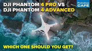 Colin Smith tests the new DJI Phantom 4 Advanced side by side with the Phantom 4 PRO. See some really cool aerial footage from both and learn the ...