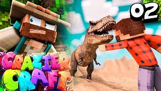 """I BROUGHT BACK A DINOSAUR"" 