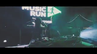 DJ Bad Ash headlines The Music Run