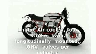 9. Moto Guzzi V7 Clubman Racer - Specs & Walkaround