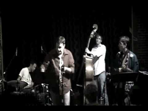Empty Cage Quartet performs at Cafe Metropol