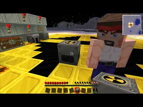 Minecraft: How to build a nuclear reactor in tekkit