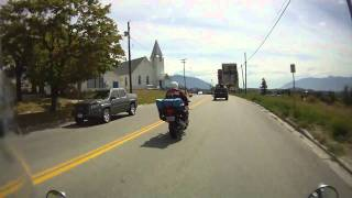 Creston (BC) Canada  city images : Riding into the town of Creston, BC