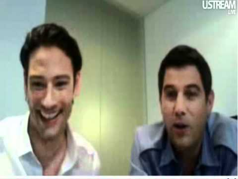Chat con Il Divo/Chat with IL DIVO (Parte 1) 03/08/11