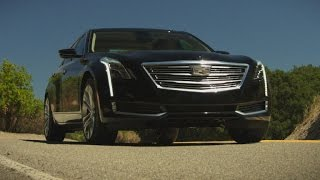 On the road: Cadillac CT6 by Roadshow