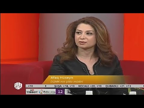 """Dövlət qulluğuna həsr olunan """"Salam Azərbaycan"""" verilişi (23.06.2015)"""