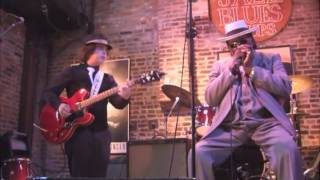 Big George Brock and Matthew Lesch @ BB's soups and Blues ~St. Louis Mo.