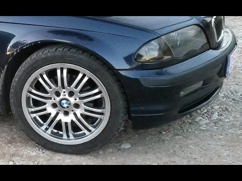 Perkam - tvarkom BMW e46 323