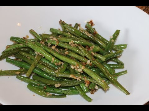 Sautéed Green Beans And Garlic (super Easy!) | Recipes From A Small Kitchen