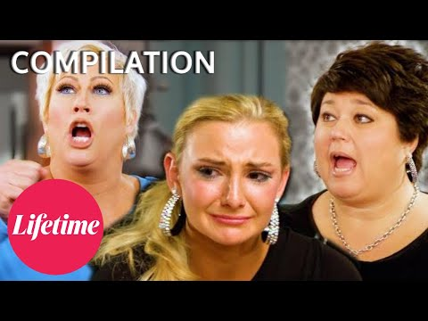 Kim of Queens: Angie's MOST DRAMATIC Moments! (Flashback Compilation) | Lifetime