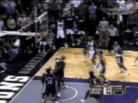 Michael Jordan's Winning Buzzer Beater vs. Suns