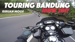 Video TOURING RATUSAN Harley Davidson !!! - INTERNATIONAL BANDUNG BIKE WEEK 2017 MP3, 3GP, MP4, WEBM, AVI, FLV Maret 2019