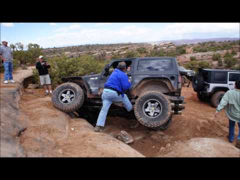 MOAB - 3000 mile road trip from WI to UT and back for the 2014 Easter Jeep Safari!
