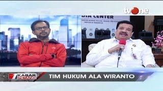 Video Telisik Tim Hukum Ala Wiranto Bersama Haris Azhar dan Adi Warman MP3, 3GP, MP4, WEBM, AVI, FLV Juli 2019