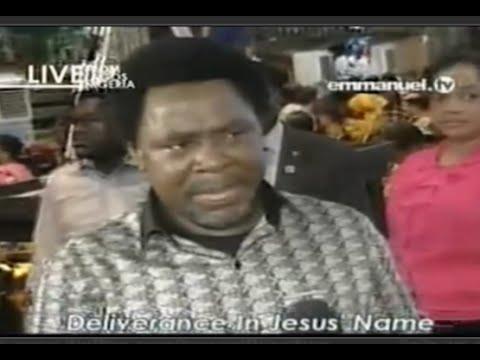 SCOAN 03/08/14: Live Prophecy Time & Deliverances With TB Joshua, Emmanuel TV