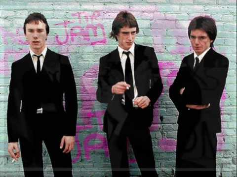 The Jam - That's  Entertainment