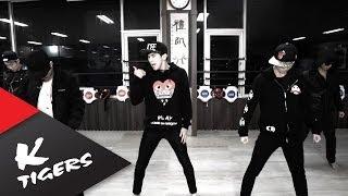 K타이거즈 (K-Tigers) TAEYANG [Ringa Linga Dance cover] Taekwondo ver. 태양 [링가 링가 커버댄스] 태권도 버전 네이버 검색창...