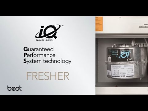 BEST iQ BLOWER SYSTEM CALIBRATION DEMONSTRATION