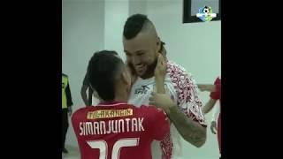 Download Video Persahabatan Pemain Sepak Bola Liga Indonesia di Luar Lapangan MP3 3GP MP4