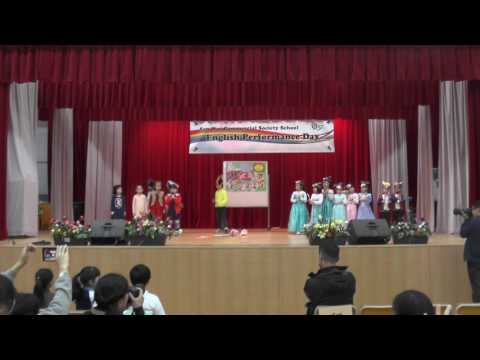 English Performance 英文話劇表演 1C