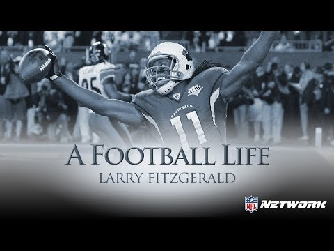 Video: Larry Fitzgerald: A Football Life Extended Trailer | NFL Films