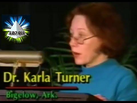 Karla Turner ✪ Masquerade of Angels ET Agenda UFO Disclosure ♦ Grey Alien Abduction 2