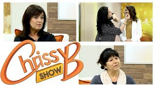 http://www.chrissybshow.tv21.06.17 - EP065On this show we love to treat deserving people who are doing great things for others to a makeover. Today's lucky recipient is Special Educational Needs Co-ordinator and writer Soli Lazarus, who has been doing some amazing work for children and families living with special needs. She is treated to a makeover by makeup artist Ursula Jones, as well as telling the viewers her 5 reasons why most schools are failing children with special needs and Ursula gives her makeup tips for getting that highlight glow.  Fitness Expert Feyi Jegede demonstrates the many variations of ab moves, to get you slick and toned for summer. Then at the end of the show Chrissy gives her tips on things you should never say to parents of special needs children.The Chrissy B Show airs on SKY 203 every Monday, Wednesday and Friday at 10pm in our cosy living room studio in the heart of London.For more information visit www.chrissybshow.tvFacebook: The Chrissy B Show Twitter: @chrissybshowFollow the presenter on Instagram: chrissyboodramy B Show airs on SKY 203 every Monday, Wednesday and Friday at 10pm in our cosy living room studio in the heart of London.For more information visit www.chrissybshow.tvFacebook: The Chrissy B Show Twitter: @chrissybshowFollow the presenter on Instagram: chrissyboodram