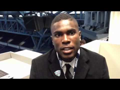 Jimmie Ward Interview 7/23/2013 video.