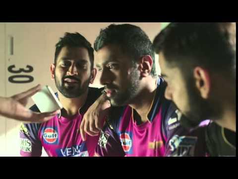 Video: When Dhoni and Kohli took a light-hearted jab at Ashwin's hindi skills
