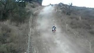 7. 07 KTM 400 XCW