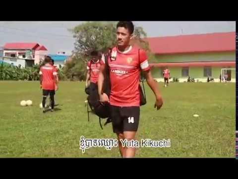 Yuta Kikuchi New Player for Soltilo Angkor FC Season 2018