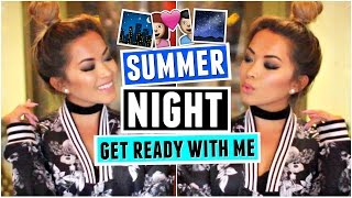 Get Ready With Me! Summer Date Night Look! by ThatsHeart