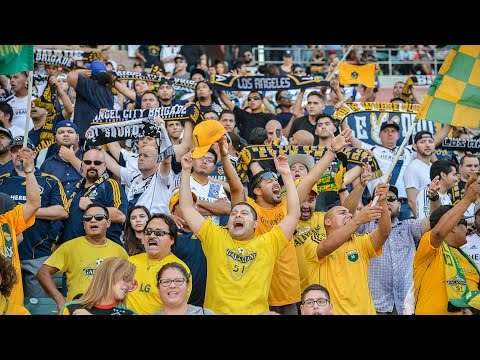 Video: LA GALAXY Supporters vs Chivas USA | PREVIEW