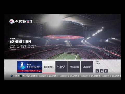Raiders Live: Relentless - Madden NFL 19
