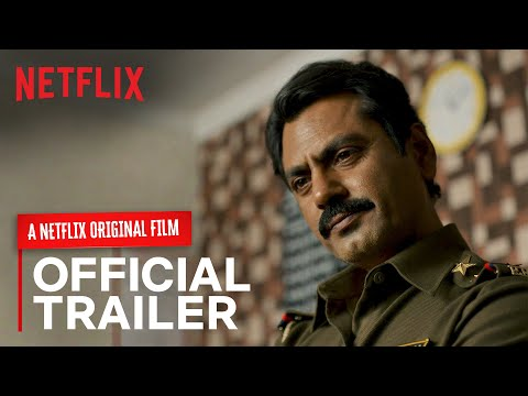 Raat Akeli Hai   Official Trailer   Nawazuddin Siddiqui, Radhika Apte, Honey Trehan   Netflix India