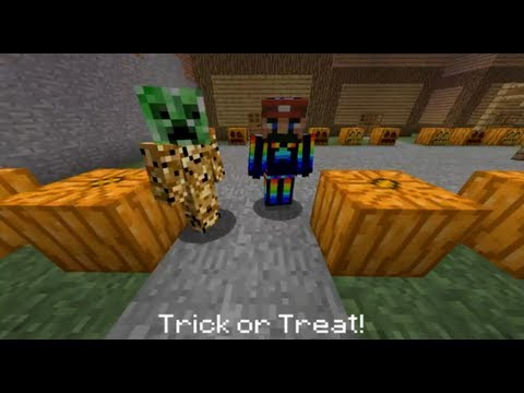 Trick or Creep - Minecraft (Halloween Special)